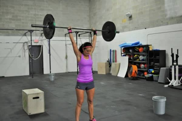 Success Story Amy Anello: Gaining weight and strength
