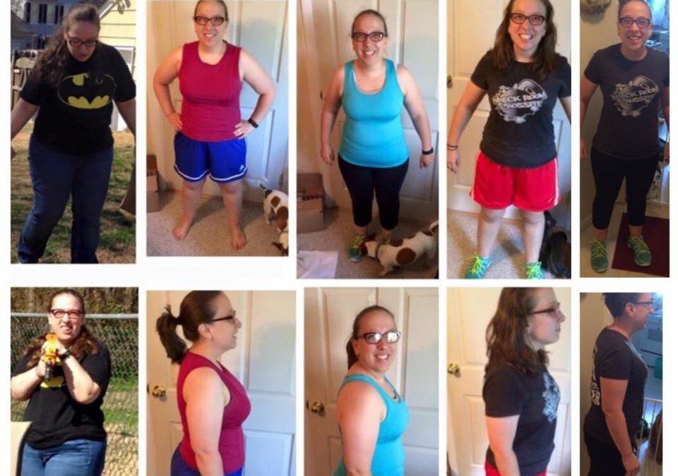 Success Story Charlene MacPherson Part 2: Down 74lbs!!!