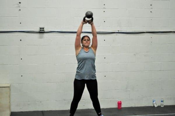 Rachel Stinchcomb: Working out through her pregnancy