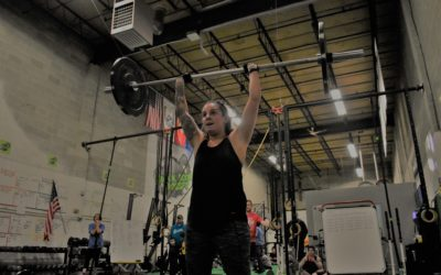 Carly Fisher: Finding The Best CrossFit Gym In Glen Burnie