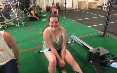 Sarah Greaney – Lose 13 lbs In One Month Doing CrossFit