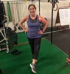 Toni Carlson – Not Bored At The Gym Anymore