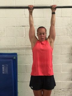 Amber DeStefano – Lifetime CrossFitter After 1 Workout