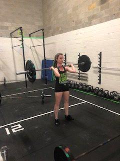 Erin Diaz –  CrossFit Changed My Life